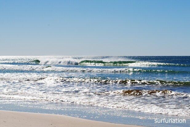 Belongil Beach fun surf day