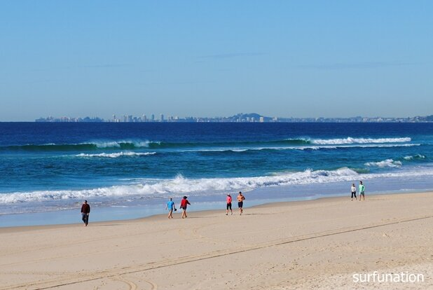 Broadbeach looking south