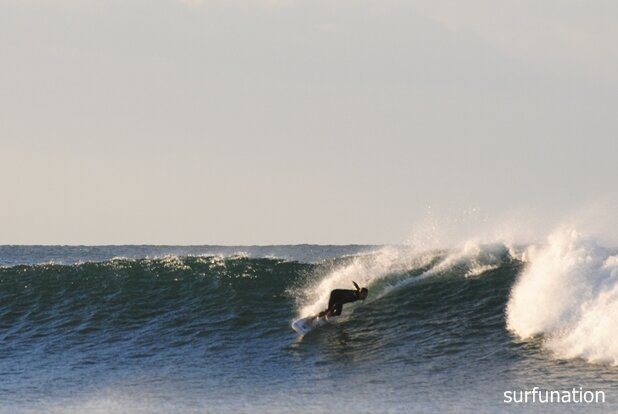 Greenmount Beach cutback