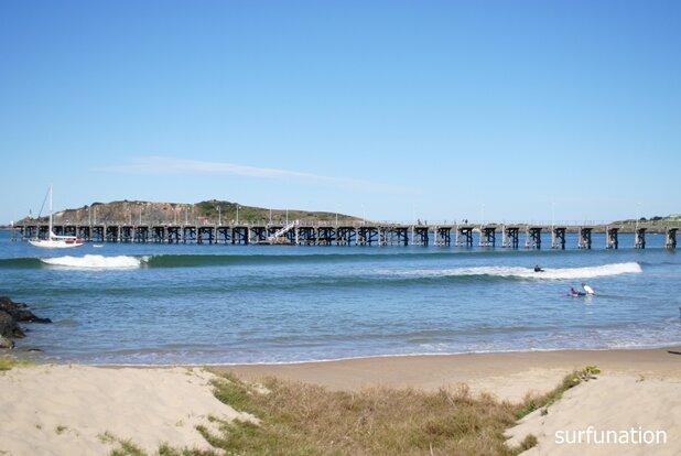 Jetty Beach Coffs Harbour surf