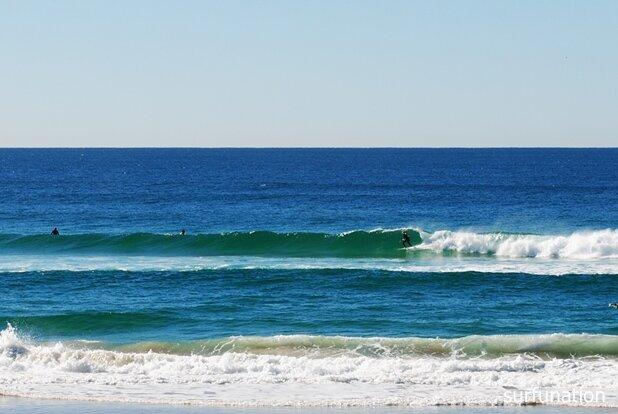 Surfing Main Beach Surfers Paradise