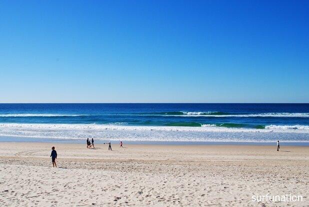 Main Beach Surfers Paradise