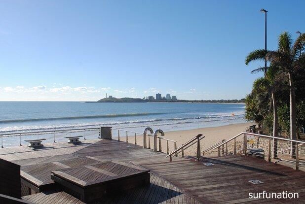 Mooloolaba Beach Esplanade