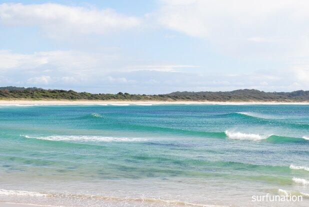 Point Plomer Beach Break