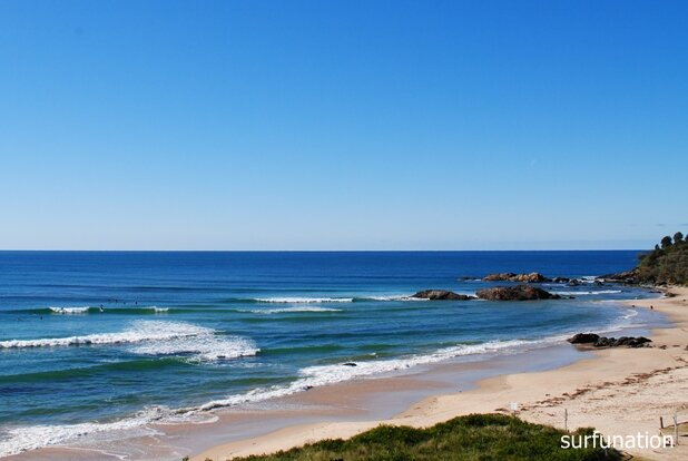 Port Macquarie surf