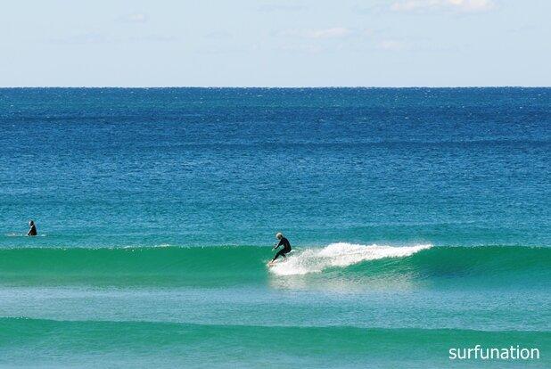 Sunny Coast surfing fun.
