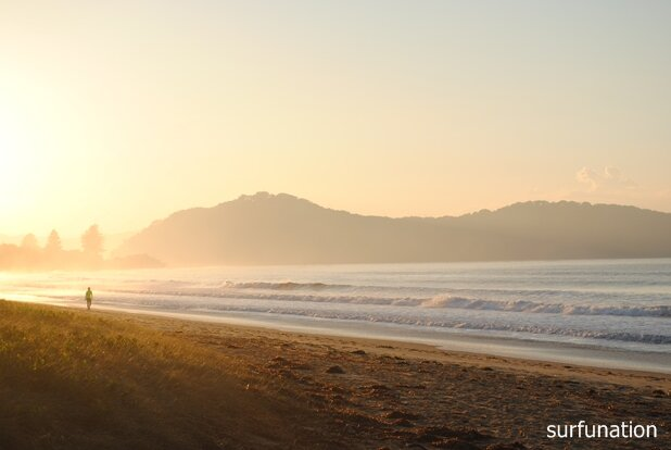 Umina Beach morning stroll
