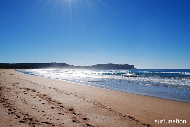 Durras Beach Solitude