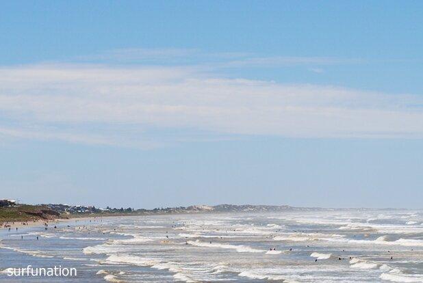Middleton Beach surf zone