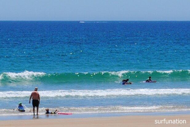 Mid Coast surf fun