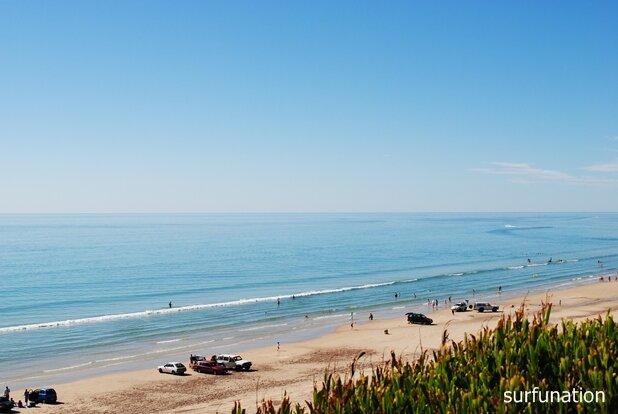 Sellicks Beach looking north