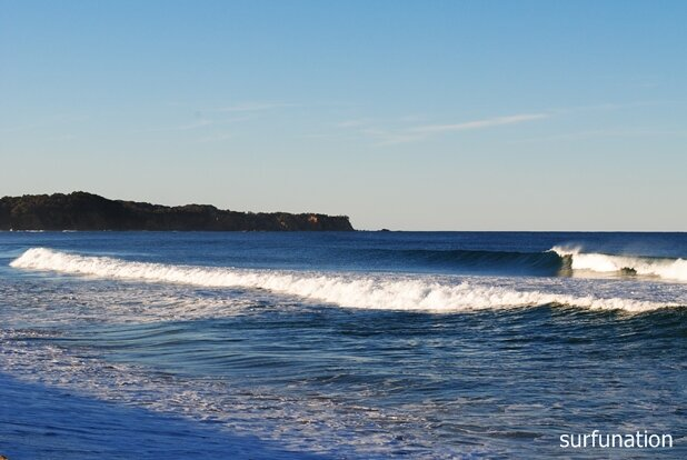 Tathra Beach Right