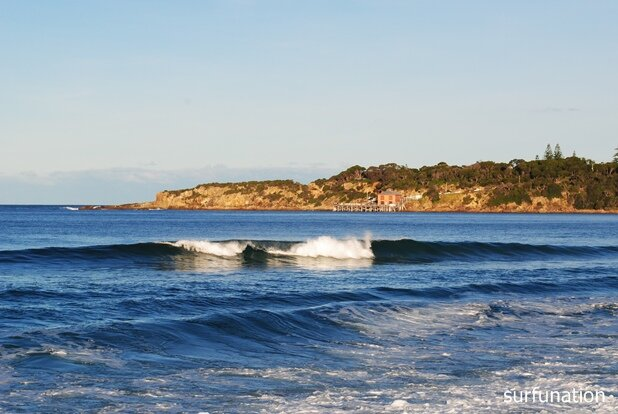 Tathra Beach Soft Peak