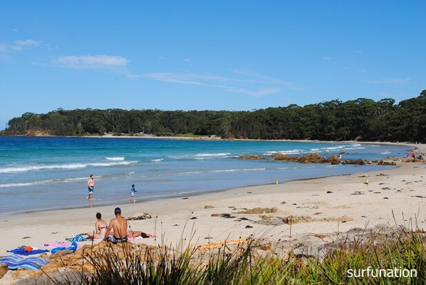 Washerwomans Beach Bendalong