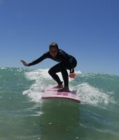 Surf Lesson Photo