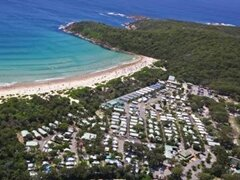 One Mile Beach Holiday Park Port Stephens